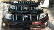 Бампер Toyota Land Cruiser Prado. Hilux Surf оригинал Алматы