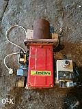 Срочно продается фирменный газовый горелка Ecoflam BLU 350 P Уральск