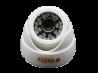 Продам купольная аналоговая камера видеонаблюдения внутреннего исполне
