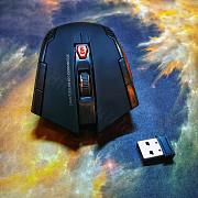 Продам беспроводную игровую мышь Genius 1200 Dpi Алматы