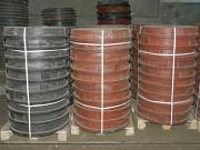 Люки полимер-песчаные от производителя в России Нур-Султан (Астана)