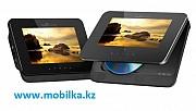 Продам автомобильный DVD плеер с двумя мониторами крепящимися к подгол Алматы