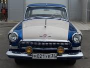 Газ 21 1965 года выпуска после рестоврации Алматы