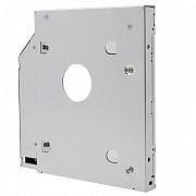 Optibay Caddy Hdd/ssd. Адаптер для жесткого диска вместо Dvd привода Усть-Каменогорск