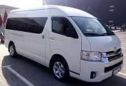 Аренда пассажирских микроавтобусов Алматы