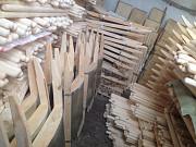 Черенок для лопат, мётел, шканты от производителя Алматы