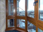 Остекление балконов и лоджий. Балкон пластиковый в Караганде Караганда