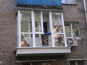 Остекление балконов и лоджии. Низкие цены. Акция. Балкон пластиковый Караганда