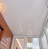 Потолок на балконе Караганда
