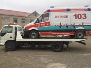 услуги эвакуатора Актобе