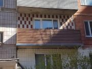 Внешняя отделка балкона сайдингом Караганда