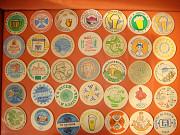 Коллекция пивных подставок, бирдекели 7000 шт Алматы
