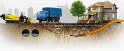 Прокладка инженерных сетей по дорогами, зданиями без разрытия Алматы