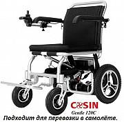 Инвалидная коляска электр. Вес 18 Кг. Gentle 120c, 24v 500w. Аккум. Li-ion 24v 5, 8*2 (11, 6) A/h Алматы