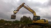 Бетонолом-крашер на экскаватор для переработки бетона Актобе