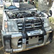 Авторазбор - Toyota LAND Cruiser Prado 150. 120 95. 90 78 доставка из г.Алматы