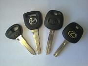 Вскрытие автомобилей. Изготовление всевозможных ключей.