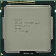 Процессор Intel Pentium G640: сокет 1155, 2.80ghz, 2-ядерный, 32 нм доставка из г.Шымкент