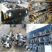 Авторазбор Nissan Patrol Y60 Алматы
