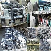 Авторазбор - Toyota LAND Cruiser Prado 150. 120 95. 90 78 Алматы