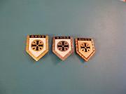 Германия. Полный комплект знаков (I,II,III) стрелкового клуба. Павлодар