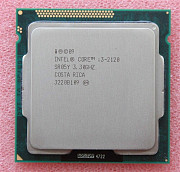 Процессор Intel Core i3-2120: Lga1155, 4 потока, 3.3ghz, Sandy Bridge доставка из г.Шымкент