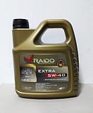 Синтетическое моторное масло Raido Extra 5w40 /acea: A3/b4-12 Api: Sn доставка из г.Алматы