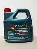 Raido Transfluid Multi WS - Atf Multivehicle доставка из г.Алматы