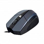 Мышь Delux DLM-480LUQ, 4D, Игровая, Лазерная, Avago, 800-1000-1600dpi Алматы
