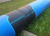 Оборудование экструзии защитного слоя на пластиковые трубы
