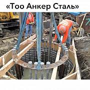 Закладные детали Алматы