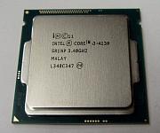 Процессор Intel Core i3-4130: Lga1150, 4 потока, 3.4ghz, Haswell доставка из г.Шымкент