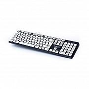 Клавиатура Delux DLK-150GW Алматы