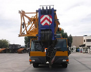 Автокран LIEBHERR LTM 1250-6.1 2003 года выпуска с Европы Алматы