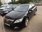Аренда легковых автомобилей Тойота Камри 50/55 Нур-Султан (Астана)
