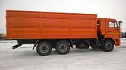 Новый Камаз 65115-42 Зерновоз 2017 года выпуска Алматы