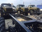 Новый Урал 4320 седельный тягач с консервации 1995 года выпуска Алматы