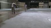 Устройство бетонных полов упрочнённых топпингами. Работы и материалы Уральск