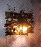 Кованый фонарь Степногорск