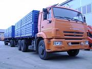 Новый Камаз 65115 Зерновоз с Прицепом 2017 года выпуска Евро 4 Алматы