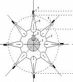 Ротор мельницы тангенциальной молотковой Ммт для Тэц Алматы