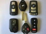 Аварийное вскрытие автомобилей, ключи и чипы Алматы