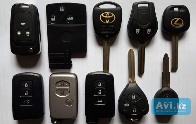 Аварийное вскрытие автомобилей, ключи и чипы Алматы - изображение 1