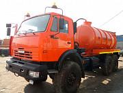 Новый Камаз 43118 бензовоз топловозаправщик 7.6 6X6 2014 года выпуска Алматы