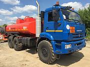 Новый Камаз 43118 бензовоз топловозаправщик 11 6X6 2015 года год Алматы