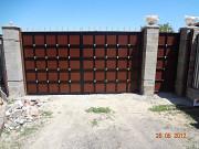 Ворота консольные и распашные недорого Алматы