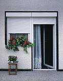 Рольставни на окна двери ворота Алматы