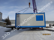 Блочная насосная станция перекачки метанола Алматы