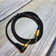 Продам кабель Aux 3.5 Jack (m) угловой Алматы