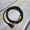 Продам кабель AUX 3.5 Jack (M) угловой.